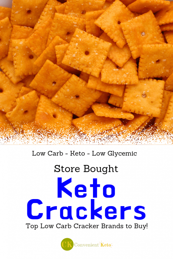 TOP 8 Low Carb Crackers to Buy Online! [2019]