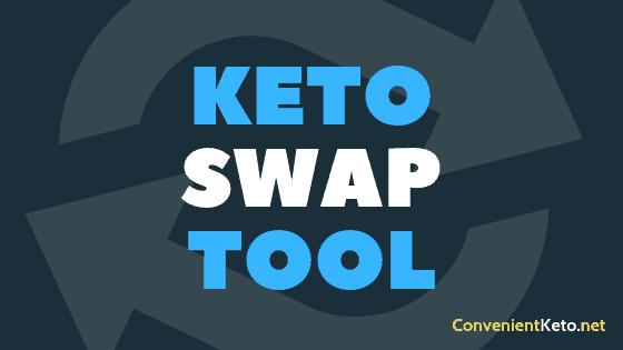 keto swap tool
