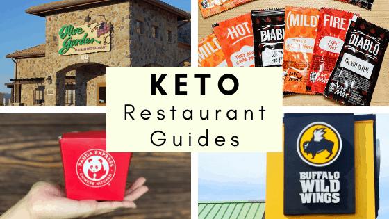 Keto Ordering Guides for Popular Restaurants