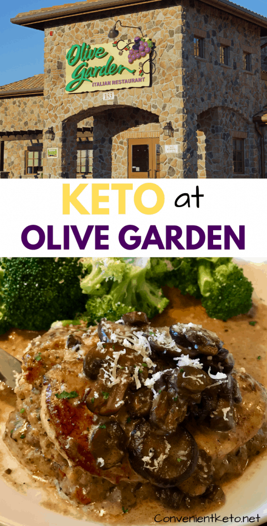 keto low carb olive garden guide
