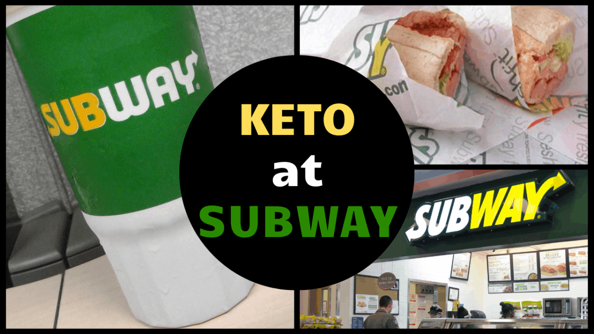 Ketogenic Subway Guide: Low Carb Subway Ordering!