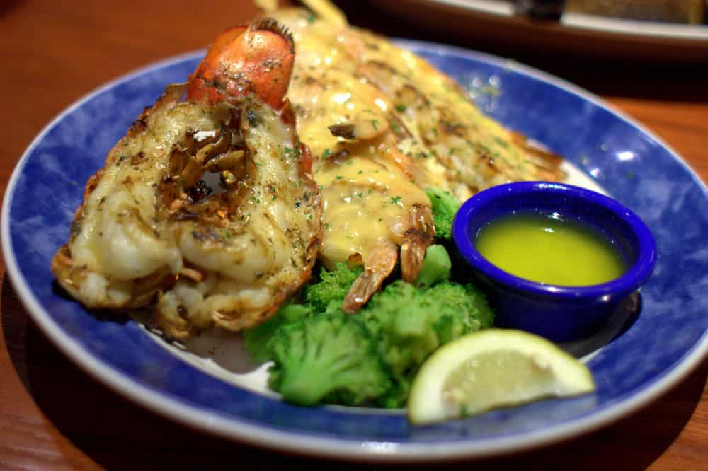 low carb red lobster