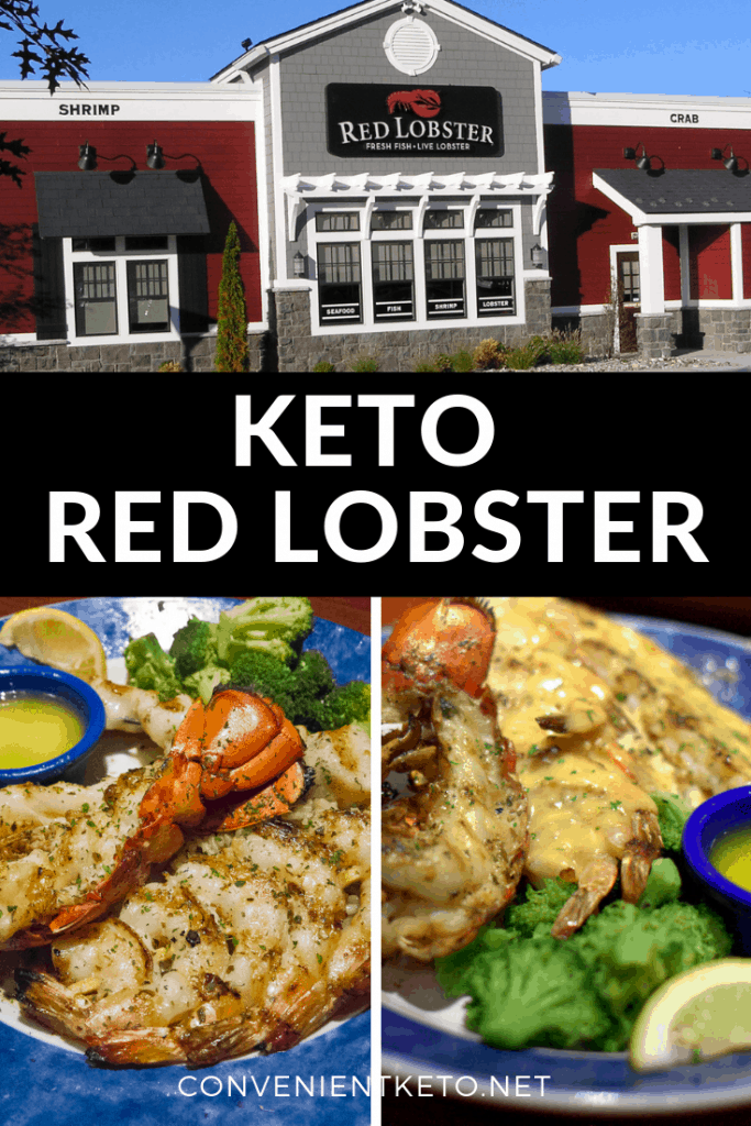 keto red lobster low carb restaurants