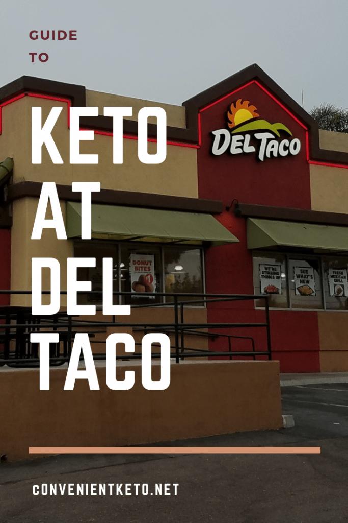 low carb del taco